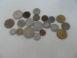 Lot De  20 Monnaies    Lot  N15   Vente  Uniquement  En  France - Monnaies & Billets