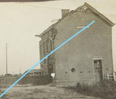Photo KAASKERKE Dixmuide Oostkerke 1914-19 WO1 Gare Station Oorlog - Places