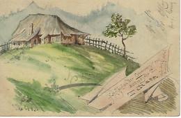 ALLEMAGNE - TRES TRES TRES RARE -  Titisee - Höllsteig - 1890 - Titisee-Neustadt