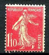 238 - 1F10 Rose Semeuse - Neuf N* - 1906-38 Sower - Cameo