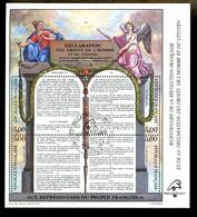 BF N° 11 - Philexfrance 1989 -  Oblitéré - Très Beau - Sheetlets