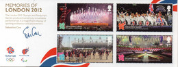 GREAT BRITAIN 2012 Memories Of London 2012 M/S - Blocchi & Foglietti
