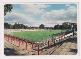 FOOTBALL - AK 384835 Stadium / Stadion - Babelsberg - SV Babelsberg 03 - Karl-Liebknecht-Stadion - Soccer
