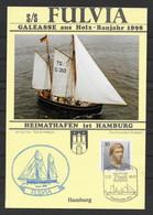 BRD/Bund 1990 Fulvia Galeasse Aus Holz - Baujahr 1898 - [7] Federal Republic