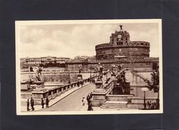 "95856     Italia,  Roma,   Ponte  E Castel  Sant""Angelo,  NV - Castel Sant'Angelo"