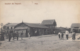Pașcani -  1910 ,  Iași , Moldova - Roumanie