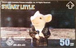 Opt. Telefonkarte Thailand - Movie , Film - Stuart Little (3) - Thailand