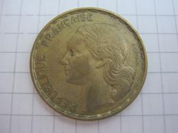 France 50 Francs 1952 - Francia