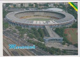 FOOTBALL - AK 384884 Brazil - Maracana - Estadio Mario Filho - Soccer