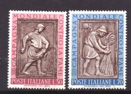 Italie / Italia / Italien / Italy 1140 & 1141 MNH ** (1963) - 1961-70:  Nuevos