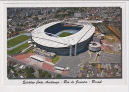 FOOTBALL - AK 384890 Brazil - Rio De Janeiro - Estadio Joao Avelange - Soccer