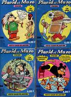 Lot De 7 Placid Et Muzo - Pif - Autres