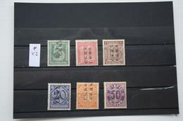 Oberschlesien/Upper Silesia Type VI  6  Mint Stamps, - Abstimmungsgebiete