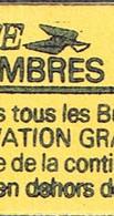2376-C10   Carnet Liberté 2,20F Conf 8 Lettre D  Réservation Gratuite Des Timbres Muet Variété Couverture (Pélican) 194 - Booklets