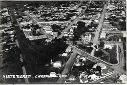 143348 ARGENTINA ENTRE RIOS CHAJARI VISTA GENERAL AEREA PHOTO NO POSTAL POSTCARD - Fotografía