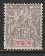 Dahomey N° 3 * - Ungebraucht