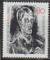 BRD 1986 MiNr.1272 ** Postfrisch 100.Geb. Oskar Kokoschka ( A3952 ) Günstige Versandkosten - [7] Federal Republic
