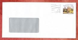 Brief, Kloster Lorsch Sk, MS Philatelie Postwertzeichen Bilden Kerze Eule Briefzentrum 70, 2014 (97656) - [7] Federal Republic