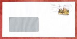Brief, Kloster Lorsch Sk, MS Philatelie Postwertzeichen Bilden Kerze Eule Briefzentrum 70, 2014 (97657) - [7] Federal Republic