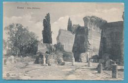 ROMA - Villa Adriana - Circulé 1919 - Roma (Rome)