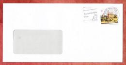 Brief, Kloster Lorsch Sk, MS Philatelie Postwertzeichen Bilden Kerze Eule Briefzentrum 70, 2014 (97658) - [7] Federal Republic