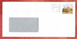 Brief, Kloster Lorsch Sk, MS Philatelie Postwertzeichen Bilden Kerze Eule Briefzentrum 70, 2014 (97659) - [7] Federal Republic