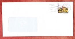 Brief, Kloster Lorsch Sk, MS Philatelie Postwertzeichen Bilden Kerze Eule Briefzentrum 70, 2014 (97660) - [7] Federal Republic