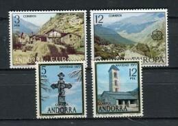 Andorra 1977.Completo ** MNH. - Neufs
