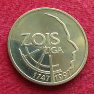 Slovenia  5 Tolar 1997 ZOIS - Slovenia