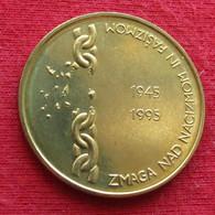 Slovenia  5 Tolar 1995  Victory - Slovenia