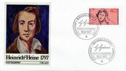 Germany - Mi-Nr 750 FDC (f419) - [7] Federal Republic