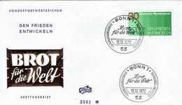 Germany - Mi-Nr 751 FDC (f420) - [7] Federal Republic