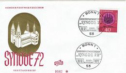 Germany - Mi-Nr 752 FDC (f421) - [7] Federal Republic