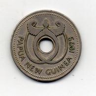Papuasia Nuova Guinea - 1975 - 1 Kina - Vedi Foto - (FDC24997) - Papua-Neuguinea
