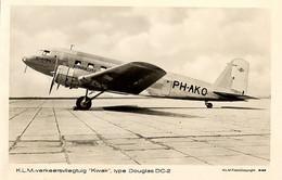 Luchtvaart-vliegtuig Douglas DC2 Kwak AM4796 - 1946-....: Modern Era