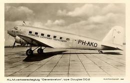 Luchtvaart-vliegtuig Douglas DC2 OeverzwaluwAM4795 - 1946-....: Modern Era