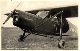 Luchtvaart-vliegtuig Fokker FK43   AM4787 - 1919-1938: Between Wars
