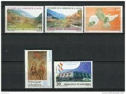 Andorra 1995. Completo ** MNH. - Andorre Espagnol