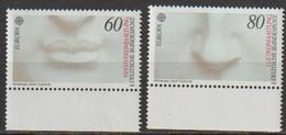 BRD 1986 MiNr.1278-1279 ** Postfrisch Europa Natur- Und Umweltschutz ( A3963 ) Günstige Versandkosten - [7] Federal Republic