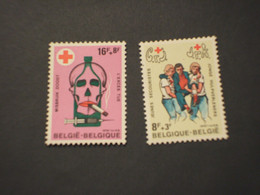 BELGIO - 1979 CROCE ROSSA 2 VALORI - NUOVI(++) - Bélgica