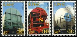 België TRV14/16 ** - Goederentransport - Ferrocarril