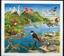 Saint Vincent      Oiseaux      2402/2413 ** - Oiseaux