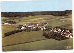 Cancourt. Hameau De Barbonne Fayel.   Vue Aerienne Edit Cim . Traces De Colle Au Dos   Postée 1967 - Otros Municipios