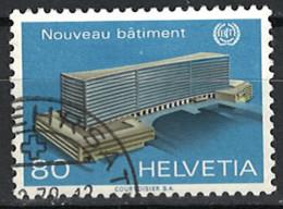 Schweiz Switzerland 1974. BIT/ILO Mi.-Nr. 104, Used O - Usati