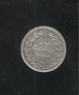 10 Centimes Pays Bas / Nederland 1889 - 10 Cent
