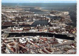 Dunkerque.  Le Port - Vue Aerienne  CPSM GF    Edit  Cim - Dunkerque