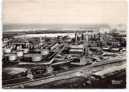 Dunkerque.  Raffineries De Petrole   CPSM GF    Edit  Cim  Vue Aerienne - Dunkerque