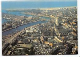 Dunkerque.  Vue Generale. Au Fond La Plage. Photo Aerienne J.Lang .  Edit Yvon - Dunkerque