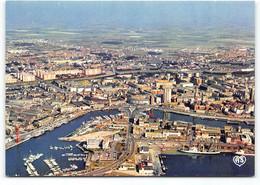 Dunkerque. Vue Generale Au Premier Plan Le Port De Plaisance.  Edit AS Cliché Sagot - Dunkerque