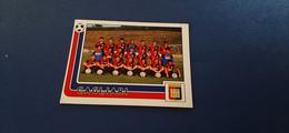 Figurina Calciatori Panini 1986/87  - 349 Squadra Cagliari - Panini
